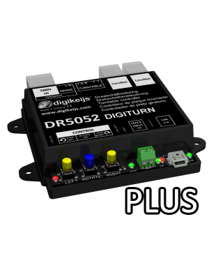 DR5052 PLUS Turntable Controller