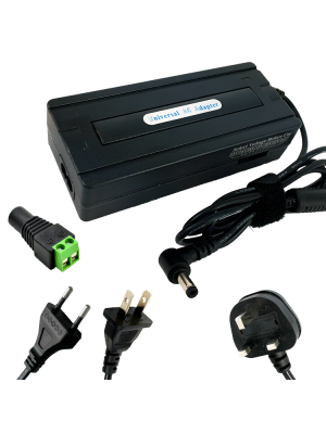 DR60710-M Adjustable DC power supply with EU, UK and US cable and converter