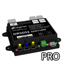 DR5052 PRO Turntable Controller